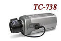 กล้องมาตราฐาน TELCA รุ่น TC-738DN