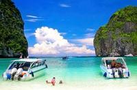 ทัวร์เกาะพีพี+อ่าวมาหยา+เกาะไผ่ เต็มวัน!