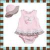 ชุดกระโปรงสีชมพู FLIRT + หมวก