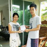 จัดส่งหนังสือพระไตรปิฎก ไปยัง จังหวัดนนทบุรี