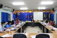 ประชุมคณะกรรมการกองทุนหลักประกันสุขภาพเทศบาลตำบลปิงโค้ง ครั้งที่ 1/2564