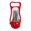 Kamisafe โคมไฟ 39 LED พร้อมแบตเตอรี่ภายใน Rechargeable KM-770C (สีแดง)