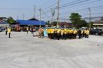 วันท้องถิ่นไทย เจ้าหน้าที่ลัดหลวงพร้อมใจ  บำเพ็ญสาธารณประโยชน์ในพื้นที่