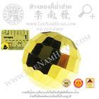 เม็ดทองตัดลายดิสโก้(ขนาด8มิล)(น้ำหนักโดยประมาณ0.5กรัม/เม็ด) (ทอง 90%)
