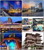 10 สถานที่ท่องเที่ยวในสิงคโปร์