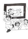 จอมโกง จอมภู ตอนที่12 หนังกระด้าง โดยอินทรีดำ ลายเส้น ปัณณิกา เปาอินทร์