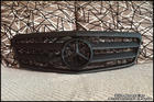 W212 E-Class Matte Black Grille V.1