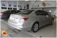 Accord G8 Navi ปลดล็อคจอเดิมเพิ่ม Av in + tuner digital + mirrorlink