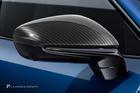 กระจกมองข้าง Carbon Fiber Porsche Taycan