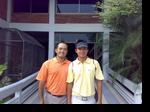 โปรแม่น ออกรอบกับ Will Yanagisawa โปรกอล์ฟชื่อดัง เพื่อนไทเกอร์ วู้ดส์