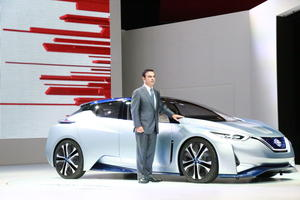 Nissan Tokyo Motor Show 2015