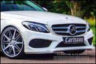 W205 Carlsson Front Spoiler