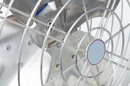 พัดลมอุตสาหกรรมสแตนเลส (Industrial Stainless Fan)