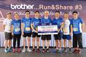�บราเดอร์ รันแอนด์แชร์...วิ่งฝันปันน้ำใจ เพื่อผู้ป่วยโรคมะเร็ง ครั้งที่ 3�