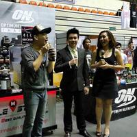 ไอเอสเอ็น ประเทศไทย ร่วมเป็นผู้สนับสนุนหลัก การแข่งขัน Latchford Classic 2014
