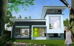 รับออกแบบบ้านโมเดิร์น โดยทีมงานที่มีประสบการณ์ KornArch Design