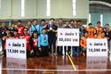 ผลการแข่งขันโกลบอลชิงแชมป์ประเทศไทย ครั้งที่ 9