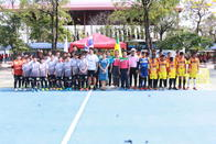 21 ก.พ.2561 แข่งฟุตซอลกับทีมจากประเทศญี่ปุ่น