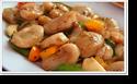 เอ็นหอยผัดพริกไทยดำ