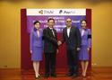 PayPal จับมือการบินไทย มอบประสบการณ์จองบัตรโดยสารที่สะดวกรวดเร็ว