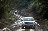 Honda CIvic & C-RV Fuel Chalenge