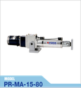 Motor Actuator and Controller for Web application from Pora