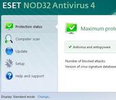 วีดีโอสอนใช้งานโปรแกรมสแกนไวรัส Nod32 Antivirus