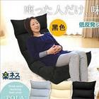 เก้าอี้ปรับนอน(สีดำ)