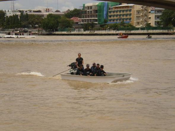 SPS on Chao Phraya River II