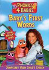 DVD Phonics for Babies: First Words #PH06#