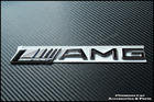 Original AMG & Black Series Emblem-Type2