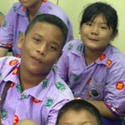 การตรวจฟันและขูดหินปูน นักเรียนชั้น ป.6 ปี 2557