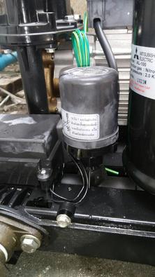 ซ่อมปั้มน้ำมดเข้าสวิทแรงดันน้ำ