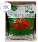 ชาผงปรุงสำเร็จ ชาเขียวนม สูตรต้นตำรับชาไทย สำหรับชงชา ชานมเย็น ชาไข่มุก ชาชัก ชาดำเย็น ชามะนาว หอม อร่อย มีประโยชน์  thai tea mix