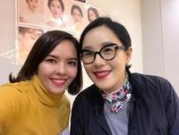 ครูเปาไปเรียนเทคนิคK-Beauty ที่ Jung Saem Mool Art & Academy