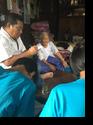 โครงการอาสาสมัครดูแลผู้สูงอายุที่บ้าน ปี 2558