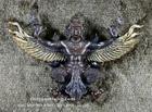 พญาครุฑ ทรงฤทธิ์ รุ่น บังเกิดทรัพย์ วัดครุฑธาราม พระนครศรีอยุธยา ปี 2560