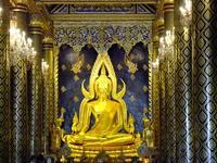 พระพุทธชินราช จังหวัดพิษณุโลก
