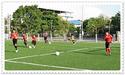 รับสมัครสมาชิกและเปิดสอนฟุตบอลเยาวชน