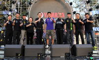 ROSSI Live in Thailand at Yamaha REV Community