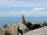เที่ยวเกาะสมุย,หาดละไม,หินตาหินยาย