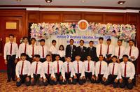 พิธีไหว้ครูของสถาบันการอาชีวศึกษากรุงเทพมหานคร ประจำปีการศึกษา 2562