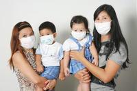 ชวนใส่หน้ากากป้องกันโรคภัย