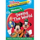 DVD Disney's Learning Adventures : Mickey's Seeing the World #Mic05#