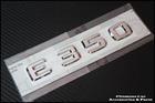 Genuine E350 Emblem