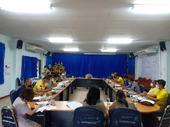 ประชุมคณะกรรมการกองทุนหลักประกันสุขภาพเทศบาลตำบลปิงโค้ง ครั้งที่ 4/2564