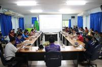 ประชุมคณะกรรมการทำงานแก้ไขปัญหาไฟป่าหมอกควัน pm2.5 ระดีบพื้นที่ตำบล