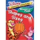 DVD Winnie the Pooh - Shapes and Sizes  #WN07#