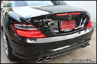 R172 Mercedes Rear Spoiler