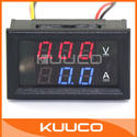 Digital Mini DC 0-100V/0-10A Panel Voltmeter Ammeter Dual Digital Meter